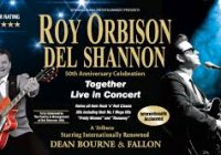 Roy Orbison And Del Shannon