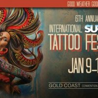 Surf N Ink Tattoo Festival